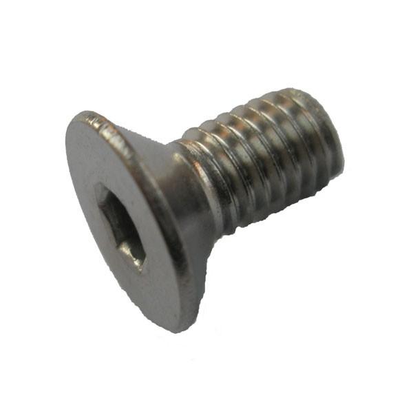 5 Stück Linsenkopfschrauben ISO 7380 A4 M8X70 Edelstahl V4A mit Innensechskant