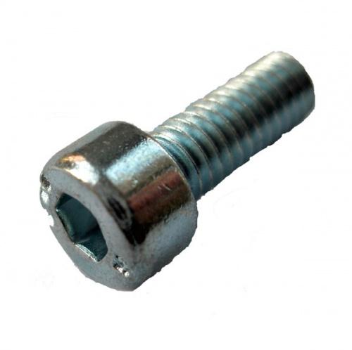25 Inbus Zylinderkopfschrauben DIN 912 10.9 verzinkt M18x90
