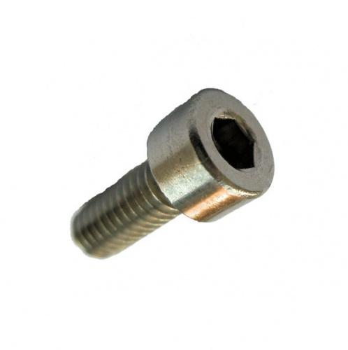 100 Edelstahl V2A Inbus Zylinderkopfschrauben DIN 912 A2 M3x20